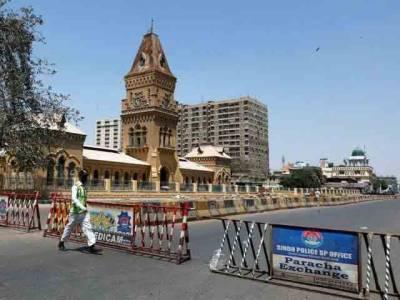 Pakistan,Karachi,lockdown,Covid-19