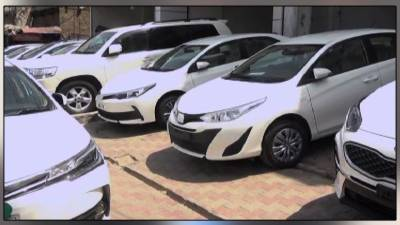 Car sales rose 81% this fiscal year, Pama said
