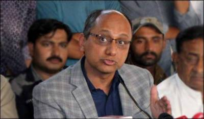 educational institutions Sindh, Saeed Ghani