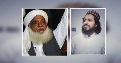 Pir Afzal Qadri,Saad Rizvi