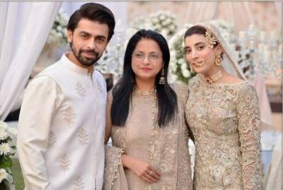 Urva Hussain and Farhan Saeed parted ways
