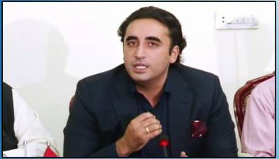 Bilawal Bhutto Zardari fell victim to the global epidemic