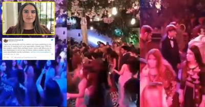 Bakhtawar Bhutto's explanation came after the dance videos went viral