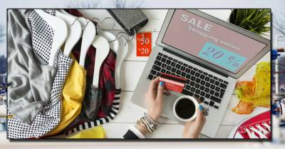 The 'epidemic' of online shopping after the global epidemic