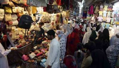 سندھ حکومت نے رات آٹھ بجے تک مارکیٹیں کھولنے کی اجازت دے دی