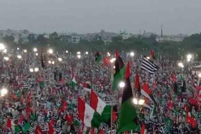 ملتان کی انتظامیہ کا پاکستان ڈیمو کریٹک موومنٹ کو جلسے کی اجازت دینے سے انکار