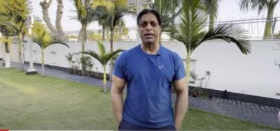 نیوزی لینڈ بورڈ کے پاکستان ٹیم کو واپس بھیجنے کے بیان پر شعیب اختر میدان میں آ گئے