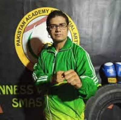 پاکستان کا اعزاز ، مارشل آرٹس ماسٹر راشد نسیم نے نیا ریکارڈ بنا دیا