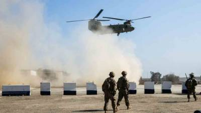 افغانستان میں امریکا نے دس فوجی اڈے بند کر دیئے