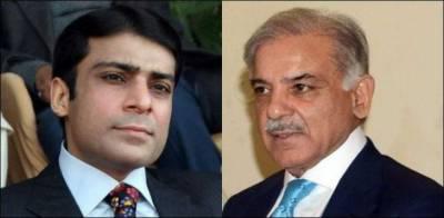 شہباز شریف اور حمزہ شہباز کو دوبارہ کوٹ لکھپت جیل منتقل کر دیا گیا