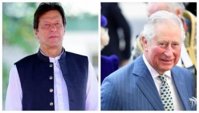 شہزادہ چارلس کا وزیر اعظم سے ٹیلیفونک رابطہ، اہم امور پر تبادلہ خیال