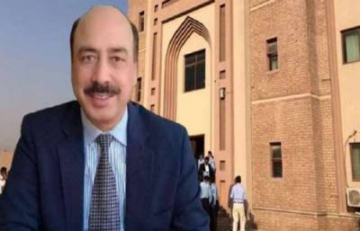 Former accountability court judge Arshad Malik has died of a global epidemic