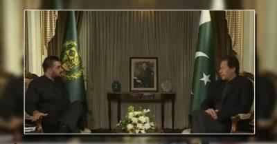 وزیراعظم عمران خان اپوزیشن پر برس پڑے