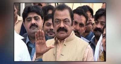 Imran Khan will not be released, will be sent to jail: Rana Sanaullah