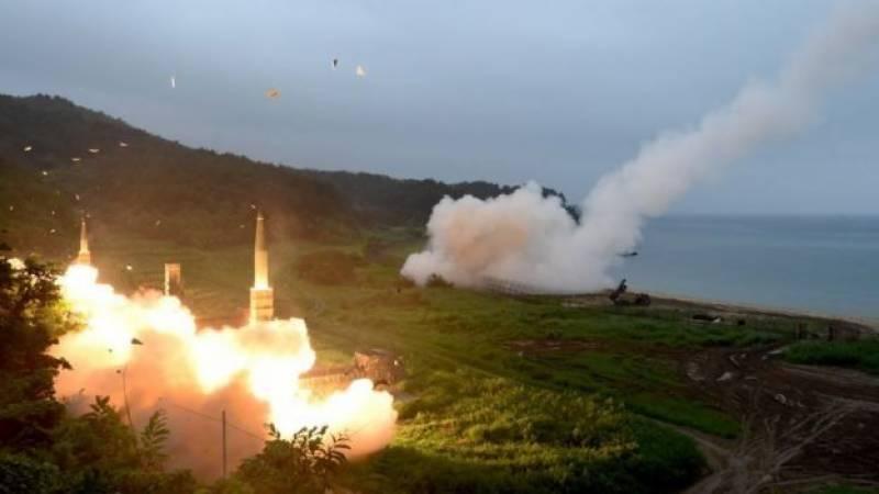 پورا امریکا نشانے پر ہے ،شمالی کوریا نے امریکاکی پریشانی بڑھا دی